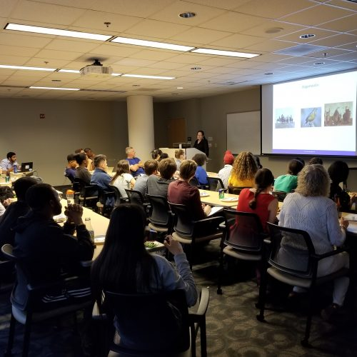 CSM Lunch and Learn Brockie 2018-06-27 2